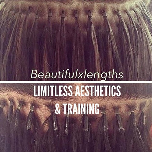 1-1 Hair Extension Courses with kit