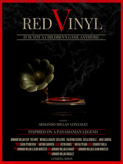 Red Vynil