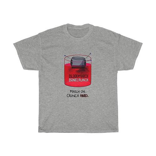 Bloodmarch Bonecrunch - Avocado Racing (T-Shirt)