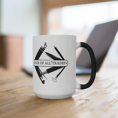 Jack's Keystone/FN Color Changing Mug