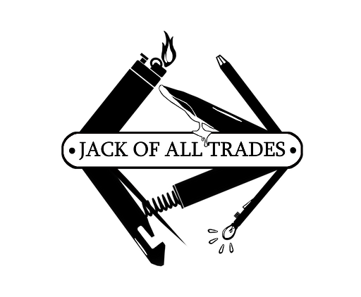 Jack of All Trades Podcast Logo