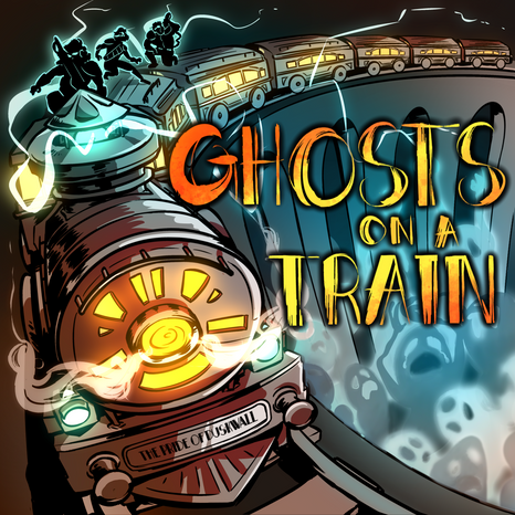Ghosts on a Train