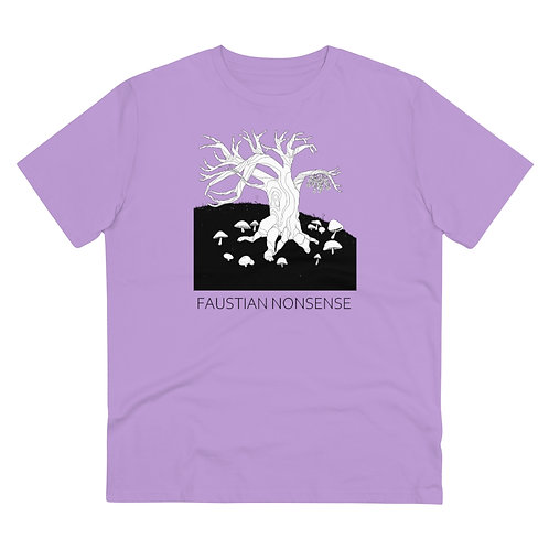 Mistletoe and Mushrooms | Eco-friendly T-Shirt