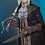 Thumbnail: Inspired Bloodborne Lady Maria leather gloves (replica)