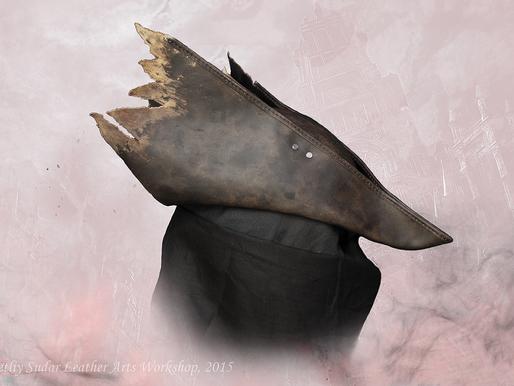 Bloodborne Hunter Leather Hat – November 2015