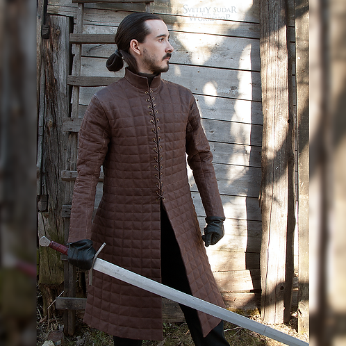 Jon Snow Quilted Armor (replica)