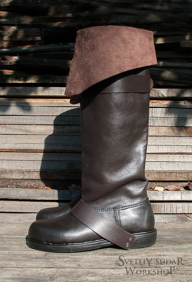leather_boots_for_geralt__inspired_the_witcher__by_svetliy_sudar-d95j6do