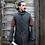 Thumbnail: Jon Snow black leather armor (replica)