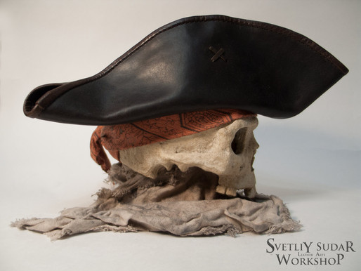 Decorative accessory – Captain Jack Sparrow (inspired Pirates of the Caribbean)