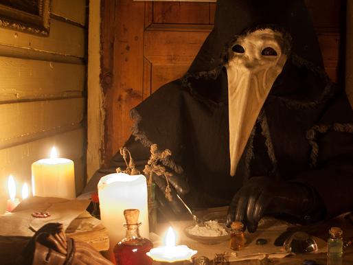 The Plague Raven