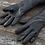 Thumbnail: Designer Leather Gloves Dark Phoenix