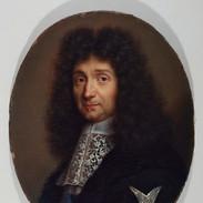Retrato de Jean-Baptiste Colbert