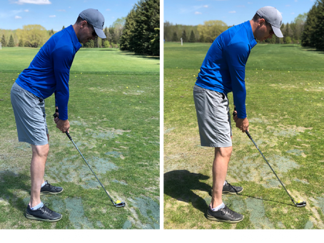 Fixing Your Golf Swing