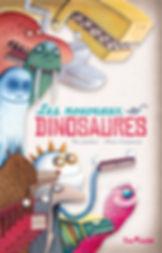 Les Nouveaux Dinosaures, editions Tom'poche