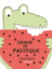 Graine de pastèque, editions Tom'poche