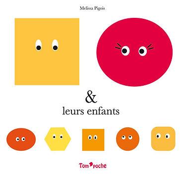 M MM & leurs enfants aux Editions Tom'poche