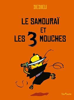 le_samourai_et_les_trois_mouches_COUV_BD
