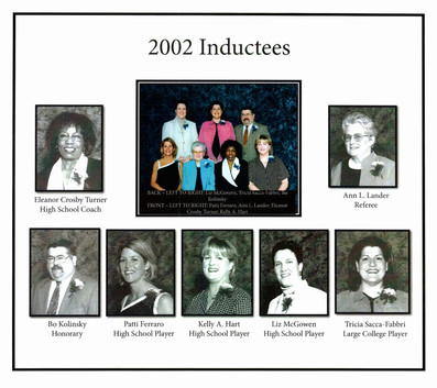 Inductee Class of 2002