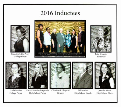 Inductee Class of 2016