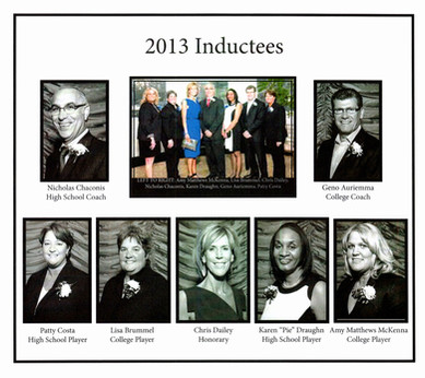 Inductee Class of 2013