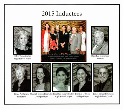 Inductee Class of 2015