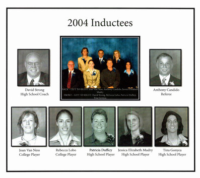 Inductee Class of 2004