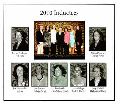 Inductee Class of 2010