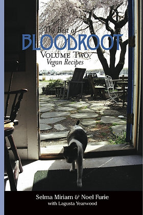 The Best of Bloodroot Volume Two Vegan Recipes