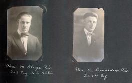 Chas. M, Thayer /George A. Donaldson