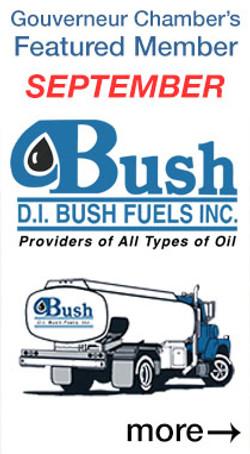 D.I. Bush Fuels, Inc.
