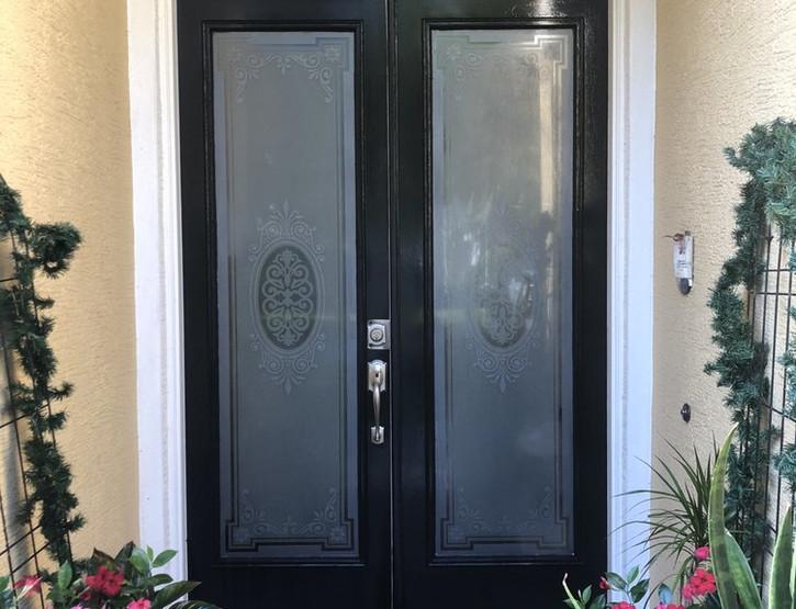 Door - After