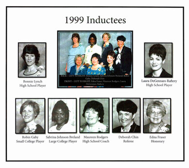 Inductee Class of 1999