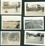 August 1940 maneuvers in the town of De Kalb