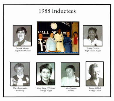 Inductee Class of 1988