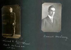Howard E. Simmons /Daniel Mahoney
