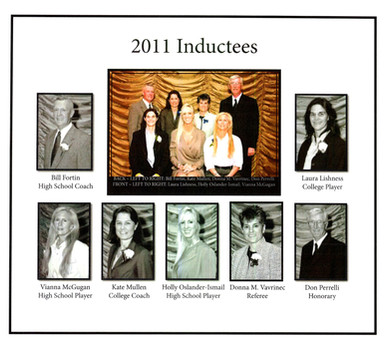 Inductee Class of 2011