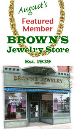 Brown's Jewelry Store