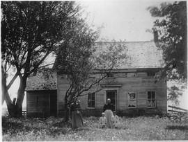 Moulthrop Homestead Old De Kalb Canton Road circa, 1890