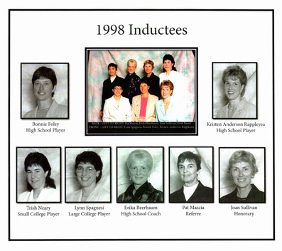 Inductee Class of 1998