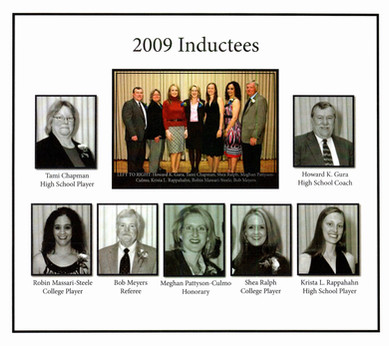Inductee Class of 2009