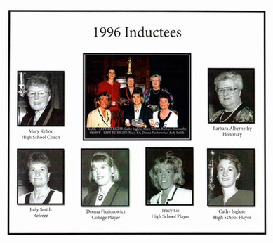 Inductee Class of 1996