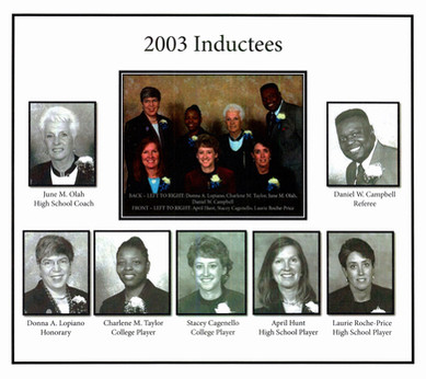 Inductee Class of 2003