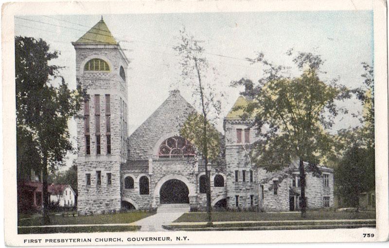 Presbyterian Church History