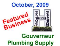 Gouverneur Plumbing Supply