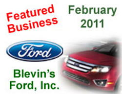 Blevin's Ford, Inc.