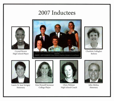Inductee Class of 2007