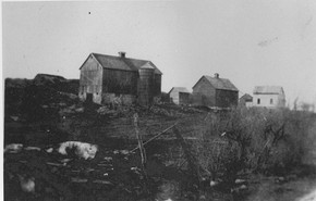 Herbert Thompson Farm Osbornville, circa 1915