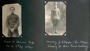 Carl N. Brown /Wesley J. Shipper