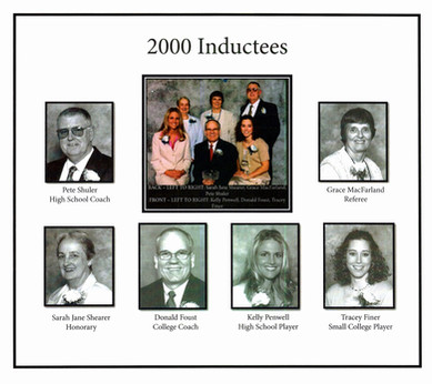 Inductee Class of 2000
