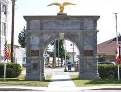 The Memorial Arch